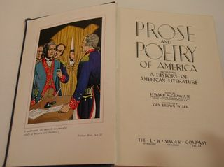 Prose and poetry 2